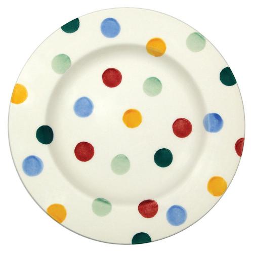 Emma Bridgewater Polka Dot 6 1/2 Inch Plate