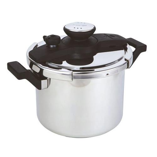 Prestige 6 Litre Stainless Steel Pressure Cooker