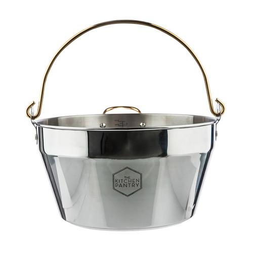 Kitchen Pantry 8.5L Maslin Pan