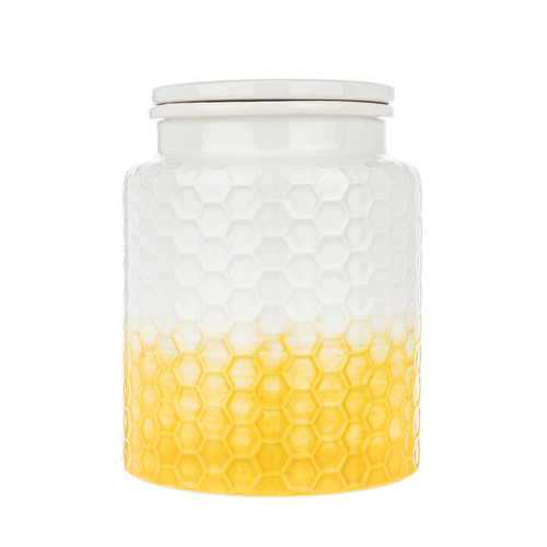 Kitchen Pantry Small Storage Canister - Yellow