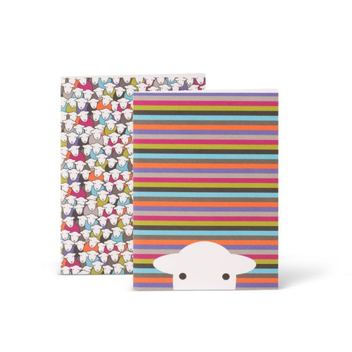 Herdy A5 Notebook - 2 Pack