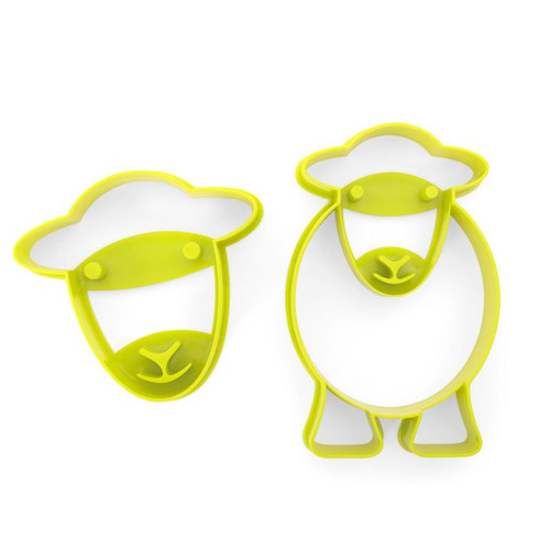 Herdy Cookie Cutter Set