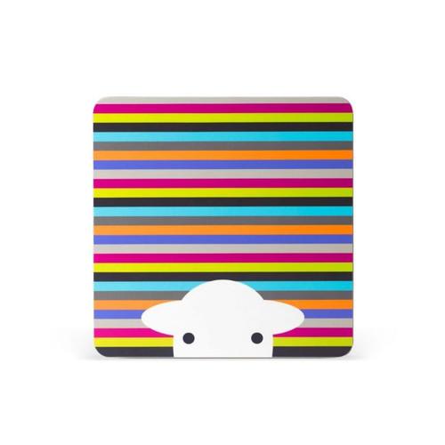 Herdy Melamine Tablemat - Stripe