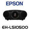 Epson EH-LS10500 1500 Lumens 4K Enhancement Home Theatre Laser Projector