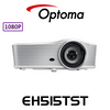 Optoma EH515TST Full HD 5000 Lumens HDBaseT Short Throw DLP Projector