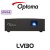 Optoma LV130 WVGA 300 Lumens Ultra Compact Portable LED Projector