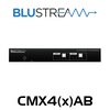 BluStream Contractor 4x2 / 4x4 4K UHD HDMI 2.0 Matrix with Audio Breakout