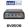 Resi-linx BV250B Component AV UTP Balun Receiver (up to 100m)