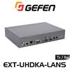 Gefen 4K UHD HDR HDMI KVM, USB, Analog Audio, IR & RS232 Over IP