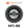 "TDG Audio NFC-82 8"" Aluminium Architectural In-Ceiling Speaker (Each)"
