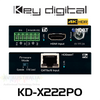 Key Digital KD-X222PO 4K PoH HDBaseT HDMI Extender Kit (45m)