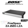 Bose Pro FreeSpace ZA 2120-LZA 4/8 ohm Zone Amplifier