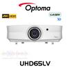 Optoma UHD65LV 4K HDR Bright 5000 Lumen Home Cinema Laser DLP Projector