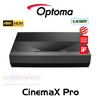 Optoma CinemaX PRO 4K UHD HDR10 Smart Ultra Short Throw Laser Projector