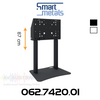 """SmartMetals Freestanding Motorised Anti-Collision Floor Lift (Max 86"""" / 120kg)"""