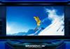"Grandview Edge 8K Premium Fixed Frame Projection Screens (92""-150"")"