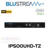 BluStream IP500UHD-TZ Multicast UHD Video Transceiver Over IP 10Gb