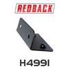 Redback Half Rack Desk Bracket