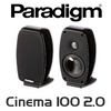 Paradigm Cinema 100 2.0 Bookshelf Speakers (Pair)