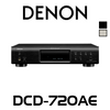 Denon DCD-720AE CD-Player With Front-USB