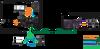 Atlona 4K HDBaseT Kit With 3-Input Switcher, Ethernet