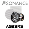 "Sonance Architectural AS38RS 3.5"" In-Ceiling Satellite Speaker (Each)"