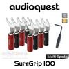 AudioQuest SureGrip 100 Multi-Spade (Set of 8/12)
