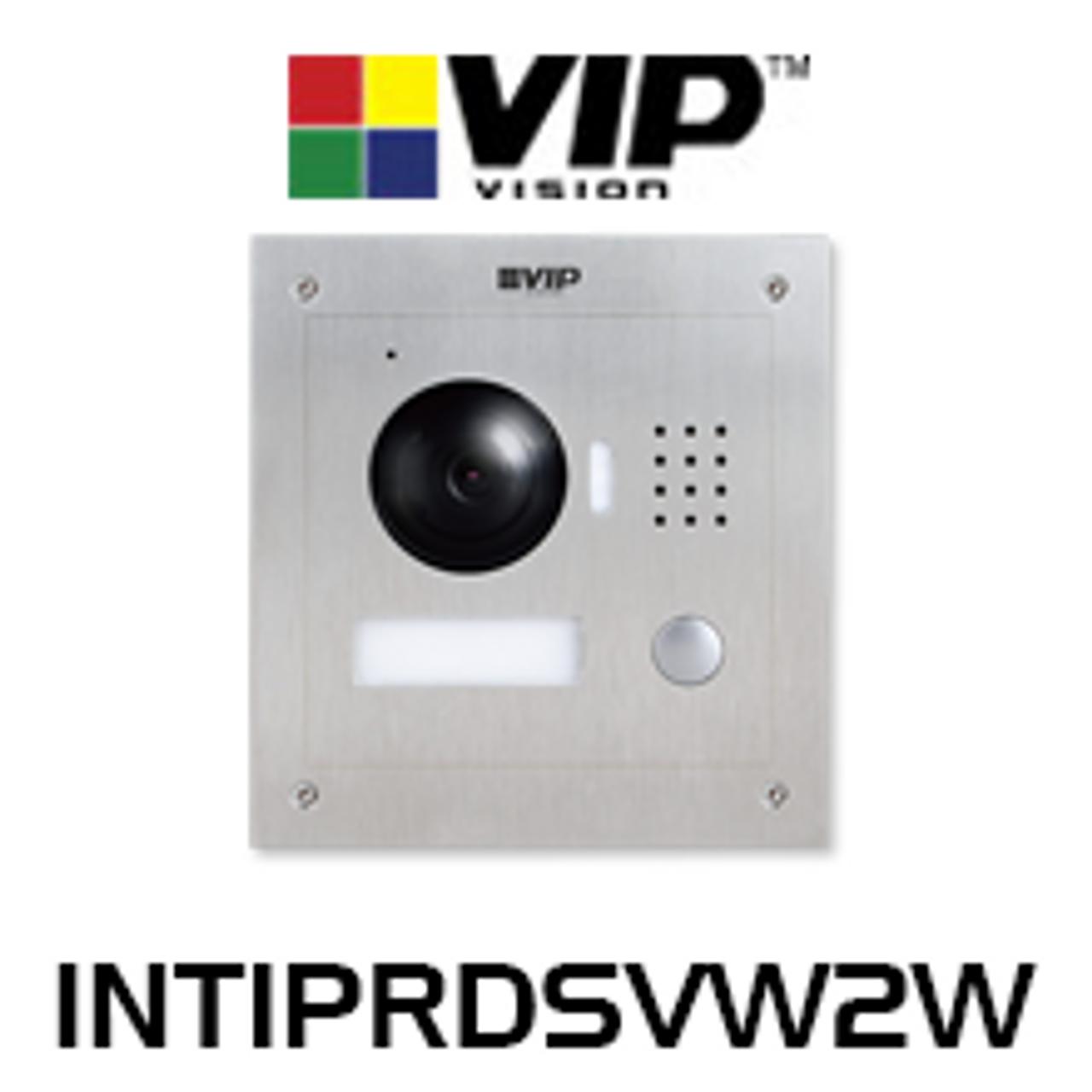Vip Vision 2 Wire Vandal Resistant Flush Surface Mount
