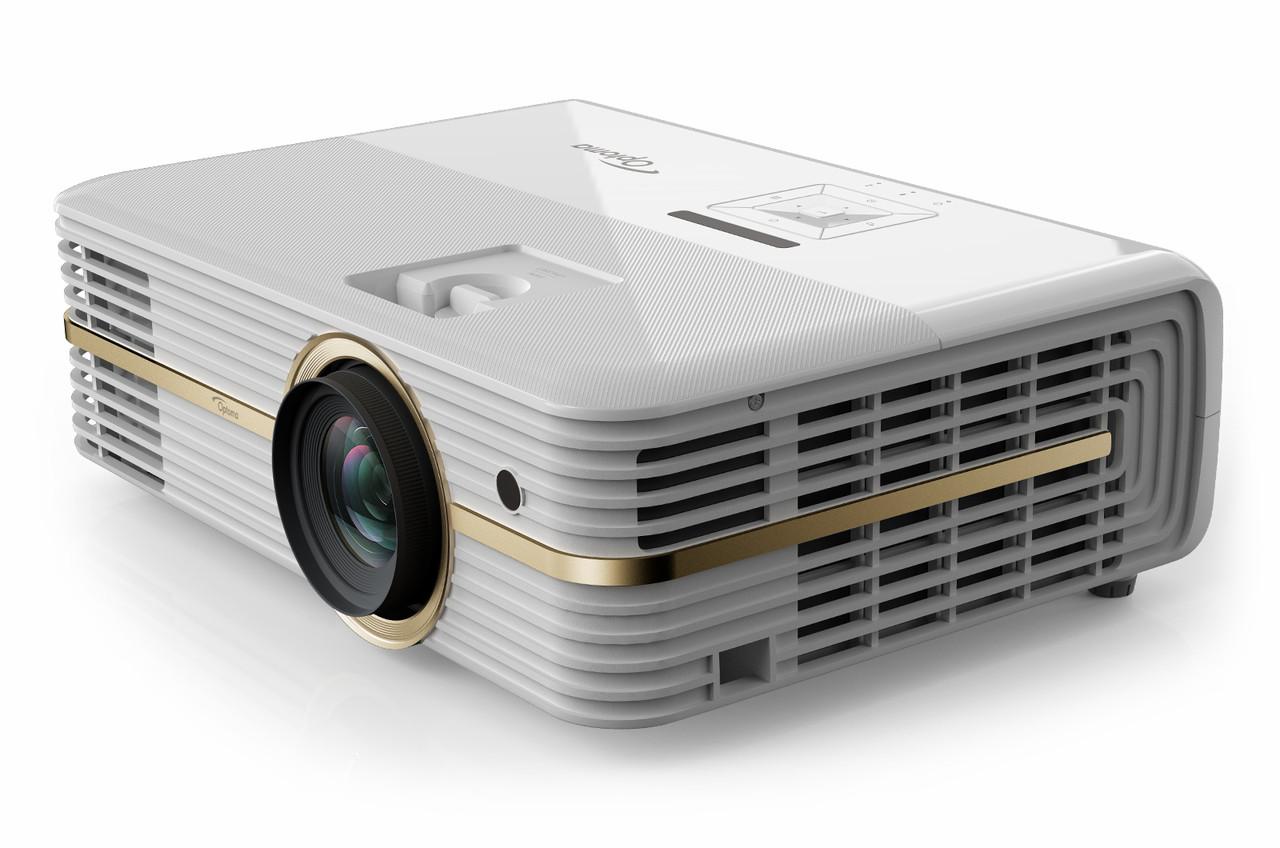 Optoma UHD51 4K UHD 2400 Lumen HDR 3D DLP Projector