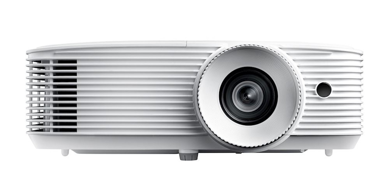 Optoma HD27e Full HD 3400 Lumens 3D Home Theatre DLP Projector