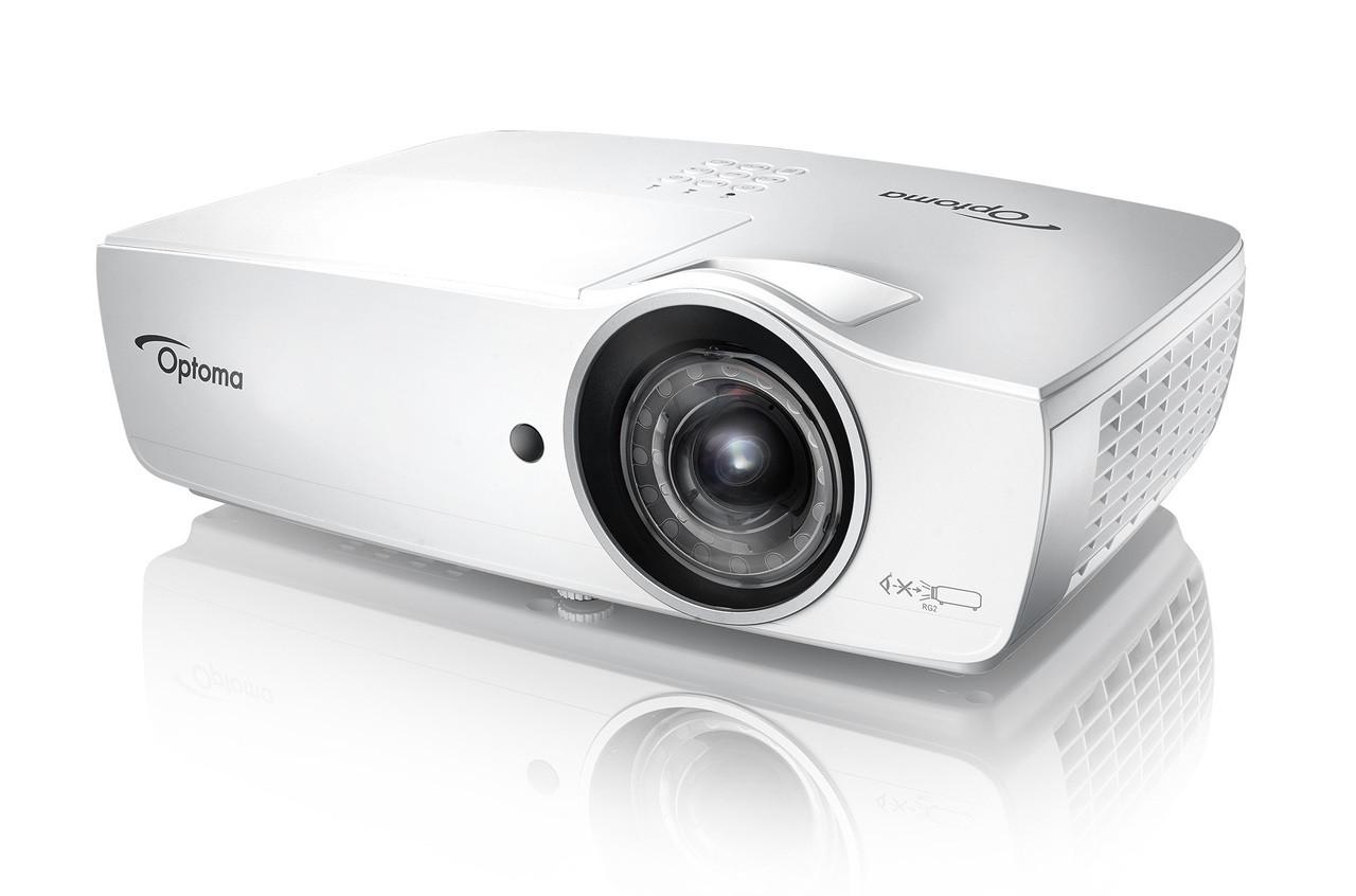 Optoma Eh460st Full Hd 4200 Lumens Short Throw Dlp Projector Av Benq Ms 506p Svga With Wifi Dongle