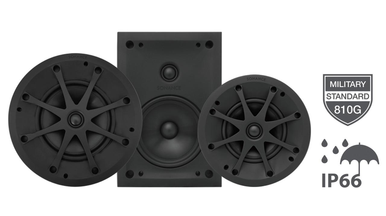 "Sonance VP Extreme VPXT6 6.5"" Outdoor Speakers (Pair)"