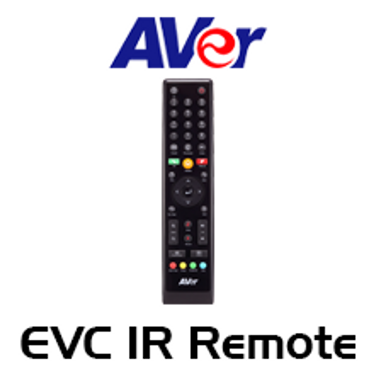 Aver IR Remote Control For EVC Series Conferencing System