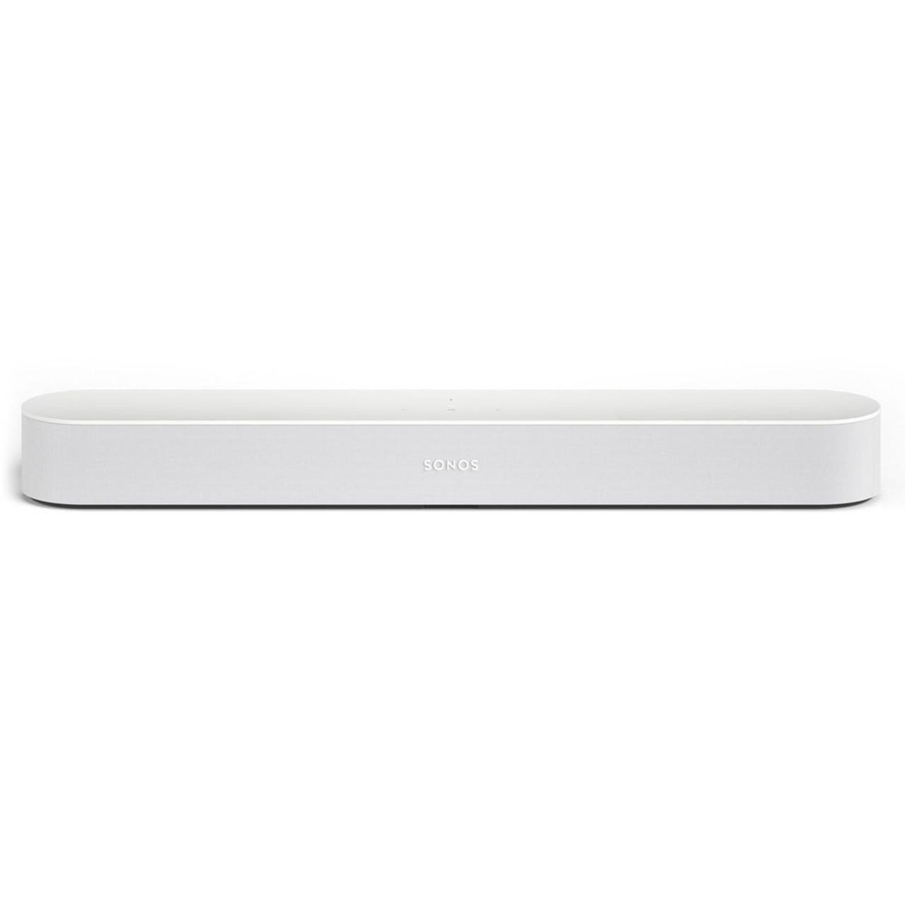 Sonos BEAM Wireless Smart Soundbar for TVs