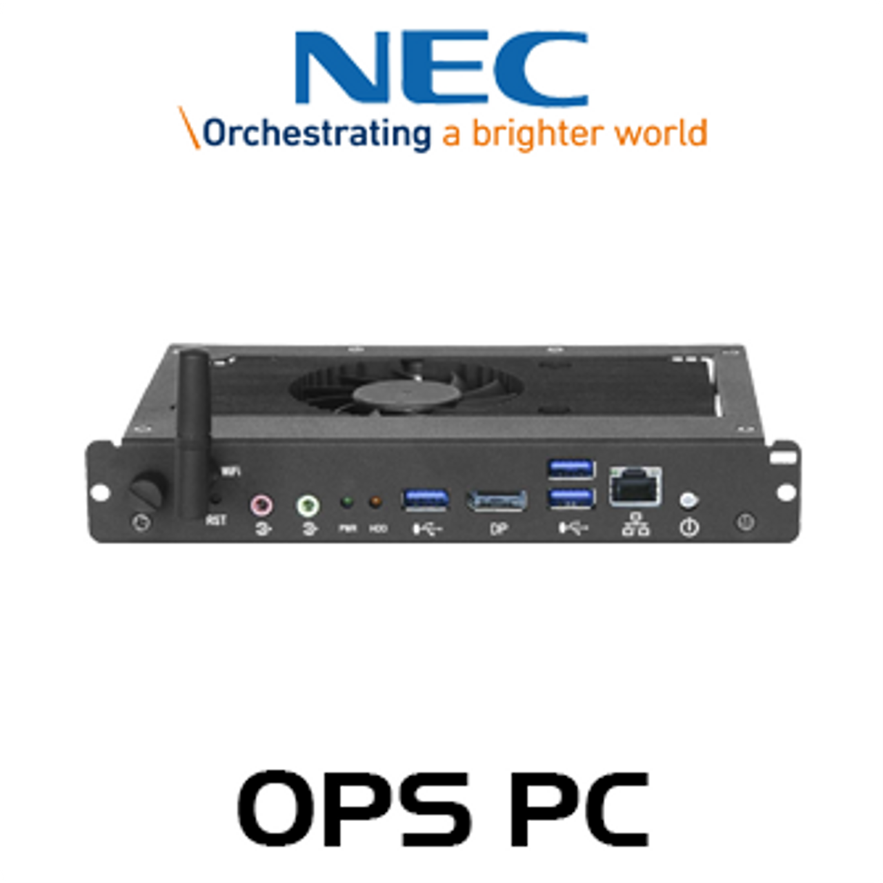 NEC OPS SSD Slot-In PC Module with Intel 6th Generation Processor