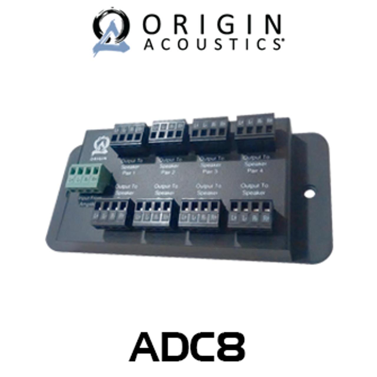 Origin Acoustics Volume Control Distribution Hub