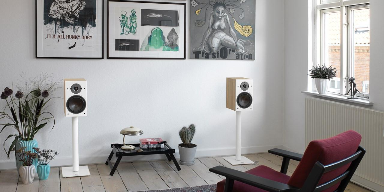 "Dali Oberon 3 7"" Bookshelf / Rear Speakers (Pair)"