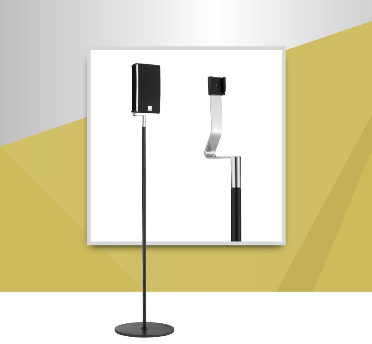 Dali Fazon Mikro Speaker Floor Stand (Each)