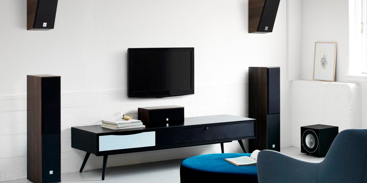 """Dali Alteco C1 4.5"""" Height / Surround Speakers (Pair)"""