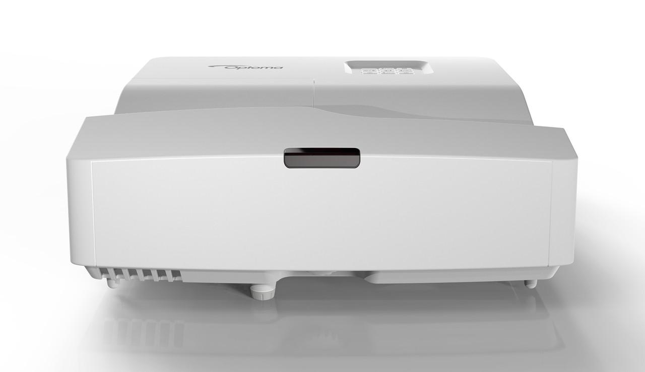 Optoma EH330UST 1080p 3600 Lumens Bright Ultra Short Throw DLP Projector