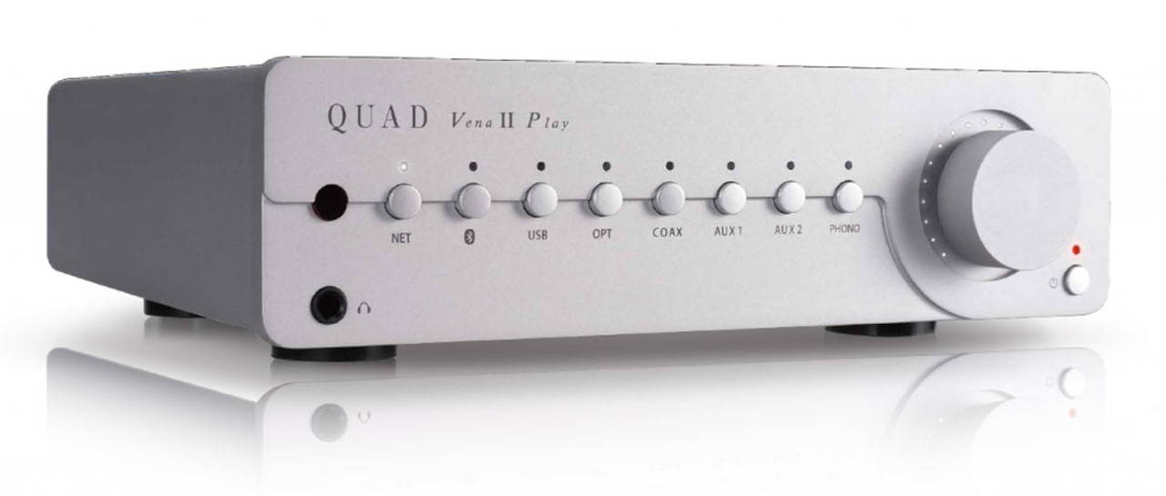 Quad Vena II Play Integrated Amplifier with DAC, WiFi & Bluetooth
