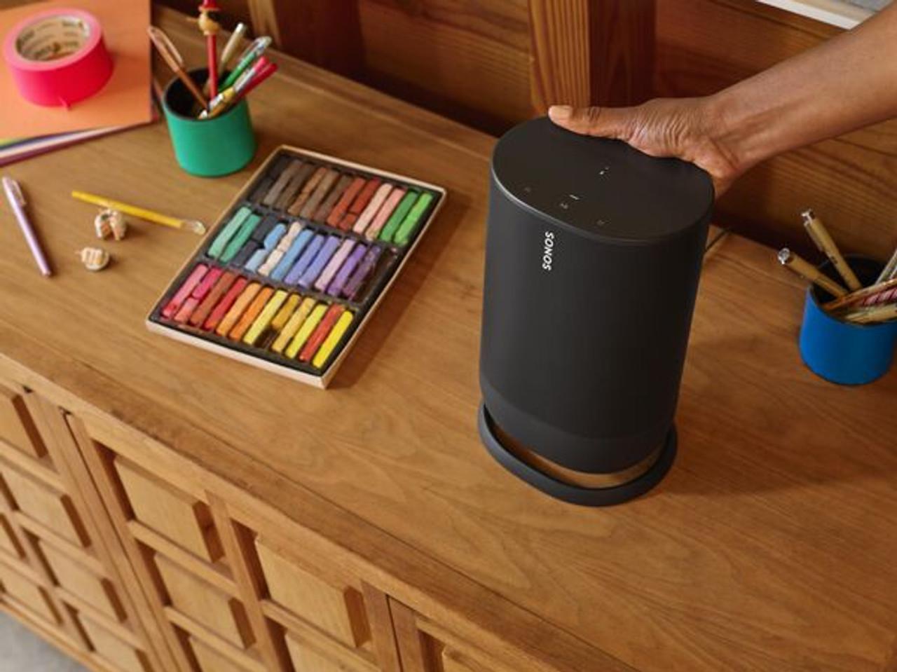 Sonos Move Portable Wireless Smart Speaker