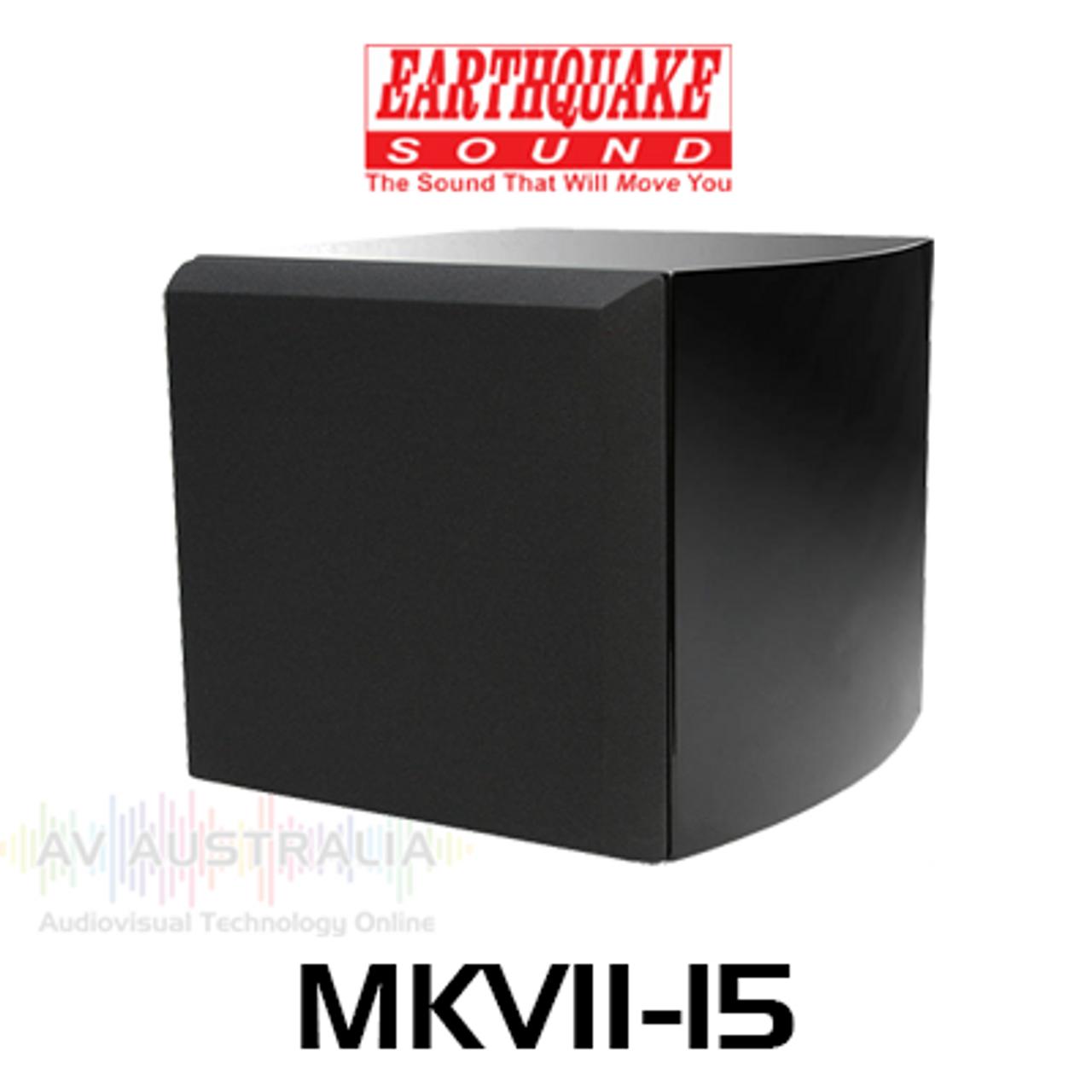 "EarthQuake MKVII Supernova 15"" Subwoofer"