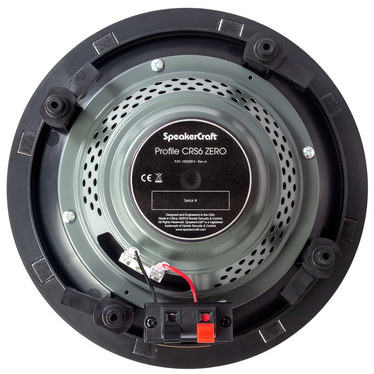 "SpeakerCraft CRS8 Three Marine In Ceiling 8/"" Speaker TESTED PAIR"