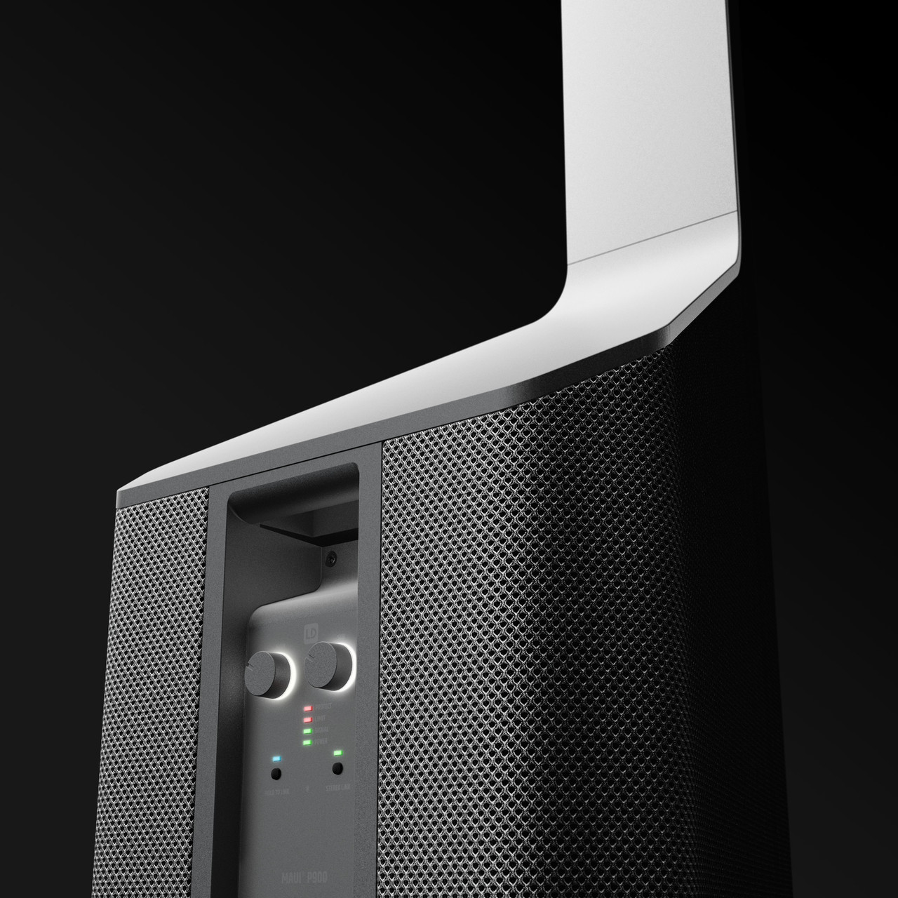 LD Systems MAUI P900 Powered Column PA System by Porsche Design Studio