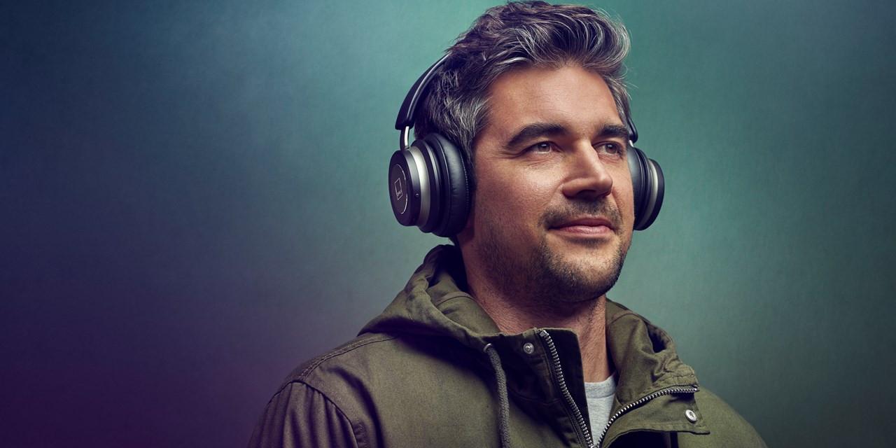 Dali IO-6 Bluetooth ANC Over-Ear Headphones