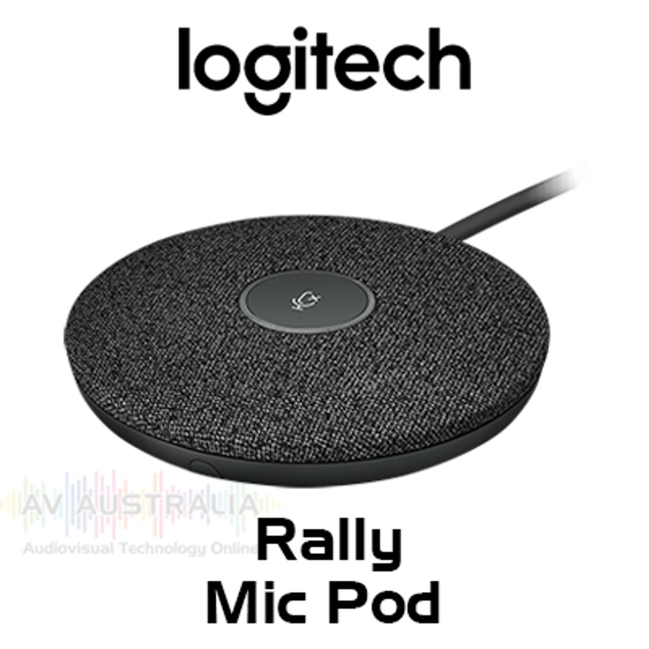 Logitech Rally Mic Pod
