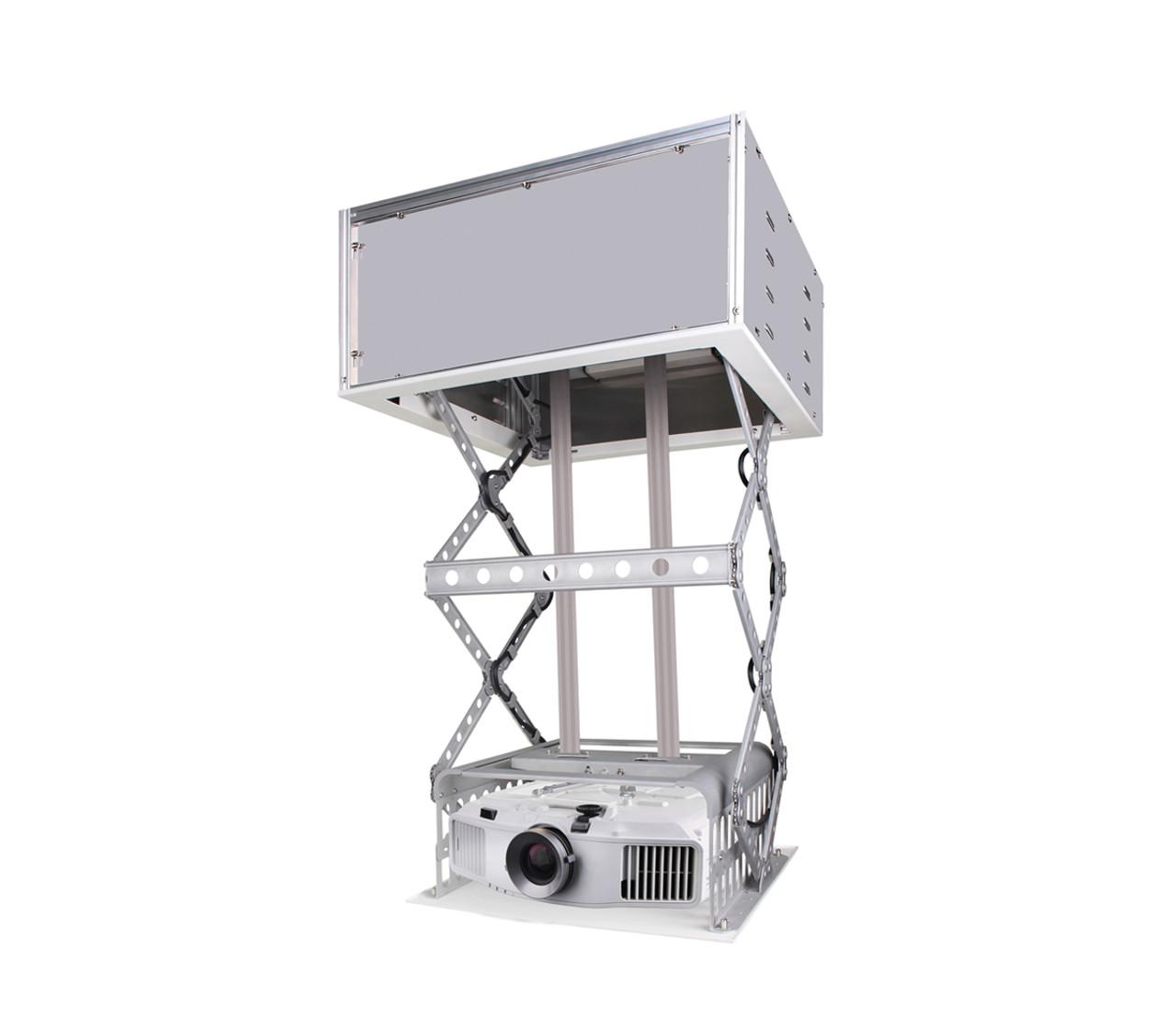 Grandview GPSC Recessed Ceiling Mount Slim Motorised Projector Lift