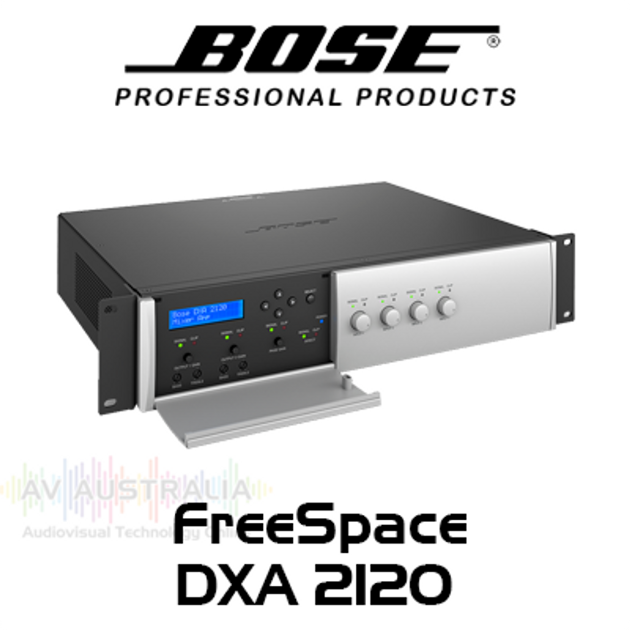 Bose Pro FreeSpace DXA2120 Digital Mixer / Amplifier