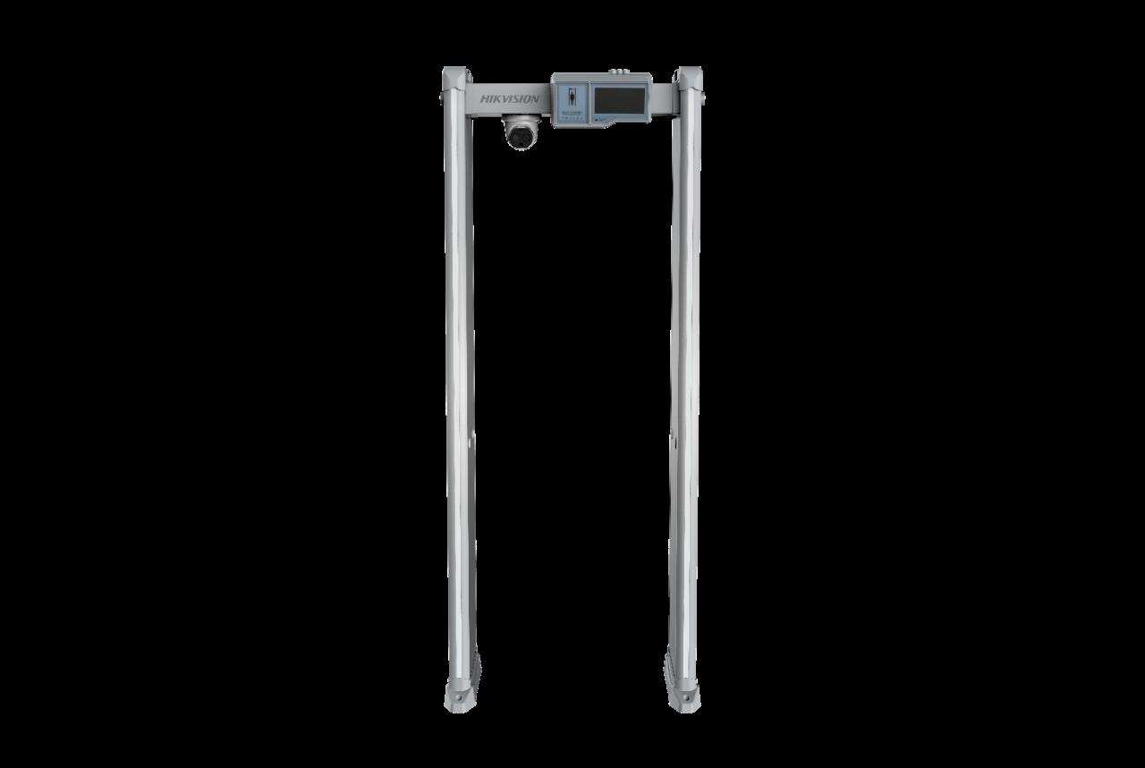 Hikvision ISD-SMG318LT-F Temperature Measurement Walk-Through & Metal Detector